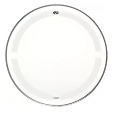 """DW Coated/Clear Drumhead - 12"""" - Batter"""