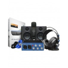 PreSonus AudioBox 96 Ultimate Hardware & Software Recording Kit