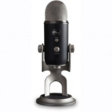 Blue Microphones Yeti Pro XLR And USB Condenser Microphone