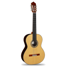 Alhambra Classical Guitar Mengual & Margarit NT Series Signature Model - Solid Red Cedar / Solid Indian Rosewood