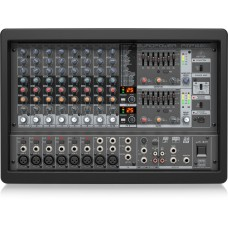 Behringer Europower PMP1680S 10-channel 1600W Powered Mixer