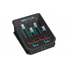 TC Helicon Go XLR Mini Online Broadcast / Streaming Mixer with USB Audio Interface