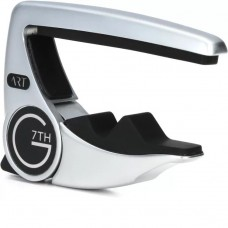 G7th Performance 3 Acoustic And Electric Guitar Capo - Silver