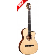 Martin Classical Guitar 000C12-16E Nylon Acoustic-Electric - Natural - Included Martin Softshell Case
