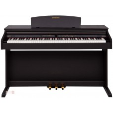Dynatone SLP-150 Upright Digital Piano With Bench - Rosewood