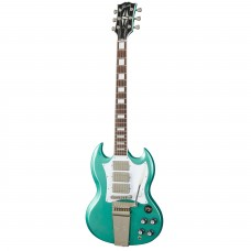 Gibson Limited Edition SG Custom Kirk Douglas Signature - Inverness Green - Include Hardshell Case