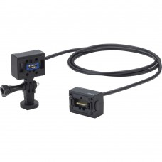 Zoom ECM-3 Extension Cable For H8, H6, H5, F8, Q8 - 3 Meter