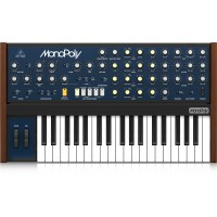 Behringer MonoPoly 4-voice Analog Synthesizer