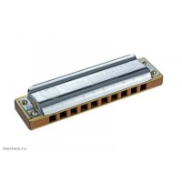 Hohner Diatonic Marine Band Deluxe 2005/20 Harmonica In Key of A - Marine Band Series