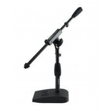 Gator Frameworks GFW-MIC-0821 Compact Base Bass Drum and Amp Mic Stand