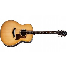 Taylor 818e Acoustic-Electric Guitar - Grand Orchestra - Antique Blonde - Includes Taylor Deluxe Hardshell