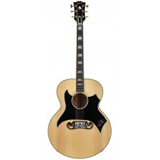 Gibson Tom Petty Signature Model SJ-200 Wildflower Acoustic-electric Guitar - Antique Natural - Include Hardshell Case ( This Wildflower is Limited to 100 Guitars Worldwide )