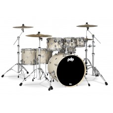 PDP Concept Maple Shell Pack - 7-piece Drum set - Twisted Ivory ( WITHOUT CYMBALS )
