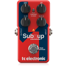 TC Electronic Sub 'N' Up Octaver Dual Octave Pedal