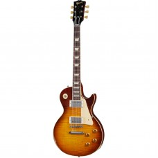 Gibson Solidbody Electric Guitar Les Paul Custom 1959 Standard Reissue Electric Guitar - Murphy Lab Heavy Aged Slow Iced Tea Fade - Include Hardshell Case