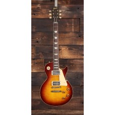 Gibson Solidbody Electric Guitar Les Paul Custom 1959 Standard Reissue Electric Guitar - Murphy Lab Light Aged Cherry Teaburst - Include Hardshell Case
