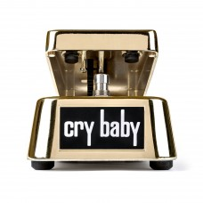Jim Dunlop 50th Anniversary Gold Cry Baby Wah Pedal - GCB95G