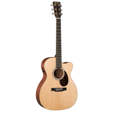 Martin Acoustic Guitar Performing Artist Series - OMCPA4 - Natural - Acoustic Electric - Include Harshell Case