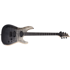 Schecter Guitar C-1 SLS Elite - Black Fade Burst